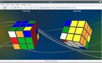 Como instalar o cubo mágico 3d Kubrick no Linux via Flatpak