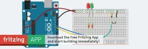 Como instalar o editor de circuitos Fritzing no Linux via Flatpak