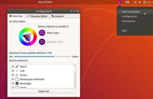 Como instalar a ferramenta de captura de tela Flameshot no Linux
