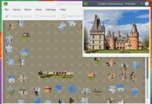 Como instalar o jogo de quebra-cabeça Palapeli no Linux via Flatpak
