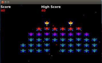 Como instalar o divertido jogo JGalaxian no Linux via Snap