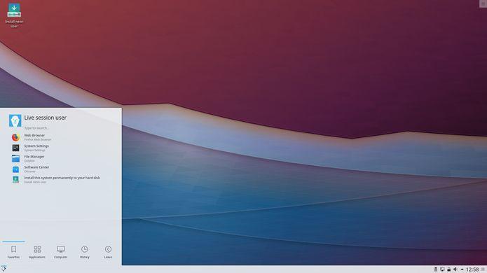 KDE neon 20180925 lançado – Confira as novidades e baixe