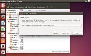 Leitor de feeds Liferea 1.12.5 lançado com correções importantes