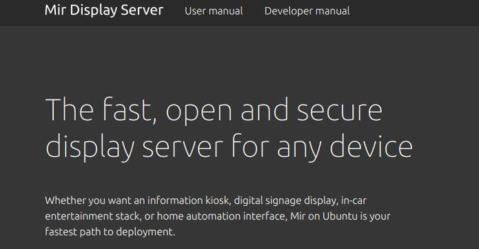 Mir 1.0 lançado – Confira as novidades e instale no Ubuntu e Arch