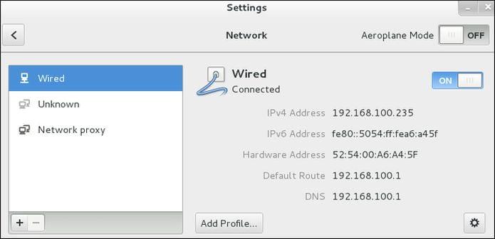 NetworkManager 1.14 lançado oficialmente - Confira as novidades