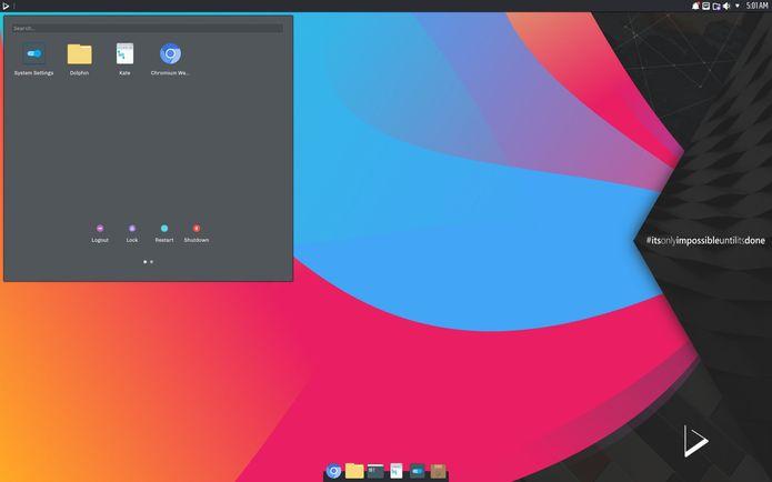Nitrux 1.0.15 lançado - Confira as novidades e baixe