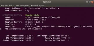 Phoronix Test Suite 8.2 lançado com diversas melhorias