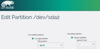 SUSE continua trabalhando em atualizações transacionais com o Btrfs