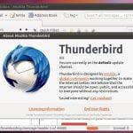 Como instalar a última versão do Thunderbird no Ubuntu e derivados