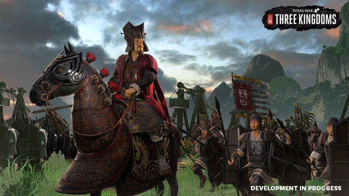 Total War: THREE KINGDOMS será lançado para MacOS e Linux em 2019