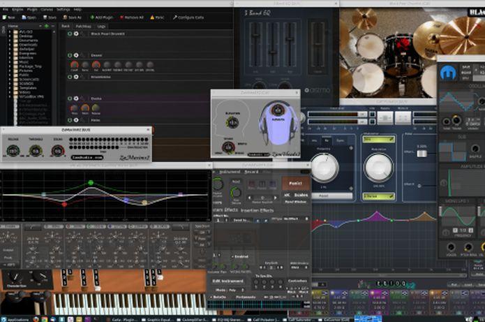 av linux 2 - Como gravar chamadas do Skype, músicas e voz no Ubuntu via Audio Recorder