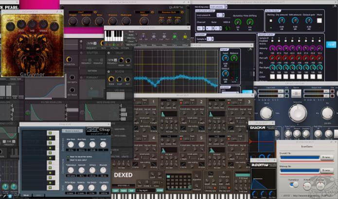 av linux 3 - Como gravar chamadas do Skype, músicas e voz no Ubuntu via Audio Recorder
