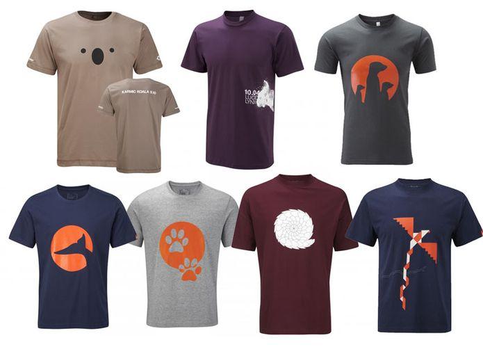 Camiseta oficial do Ubuntu oficial 18.10 já está a venda