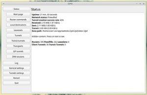 Como instalar o cliente I2P i2pd no Linux via Flatpak