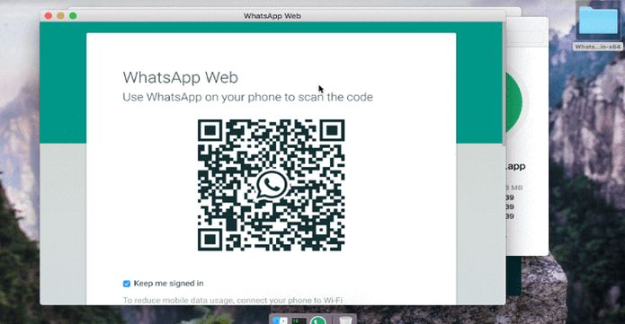 Como usar o WhatsApp no Linux usando o Nativefier