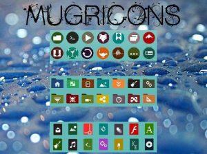 Como instalar o conjunto de ícones Mugricons no Ubuntu e derivados