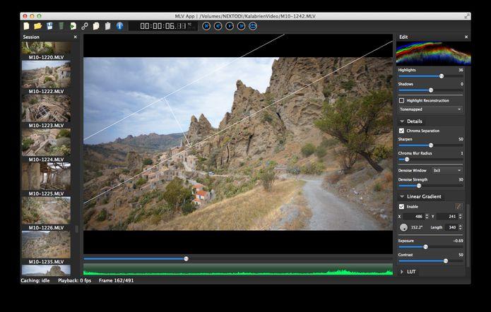 Como instalar o conversor de vídeos MLV no Linux via AppImage