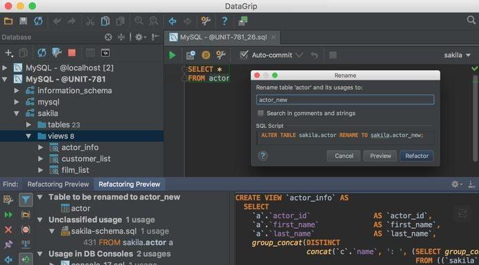 Como instalar a IDE para bancos de dados DataGrip no Linux via Snap