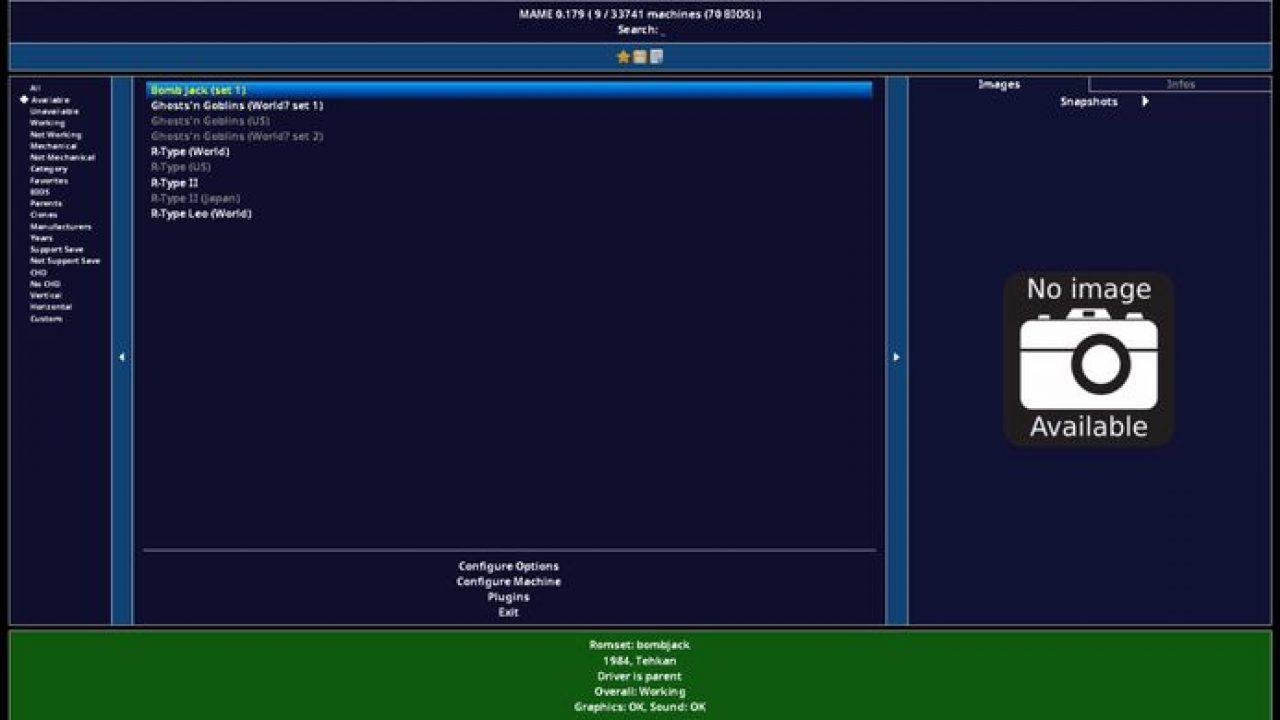 emulador MAME no Linux via Snap - veja como instalar