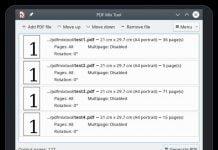 Como instalar a ferramenta PDF Mix Tool no Linux via Snap
