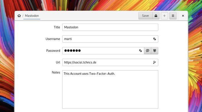 Como instalar o gerenciador de senhas Password Safe no Linux via Flatpak