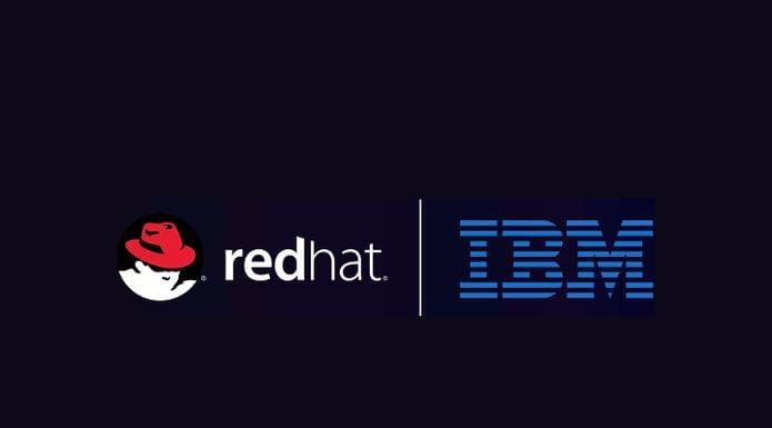 IBM comprou a Red Hat por 34 bilhões de dólares