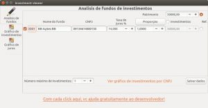Como instalar o Investment-Viewer no Linux via Snap