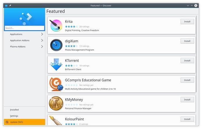 KDE Plasma 5.14 lançado oficialmente - Confira as novidades