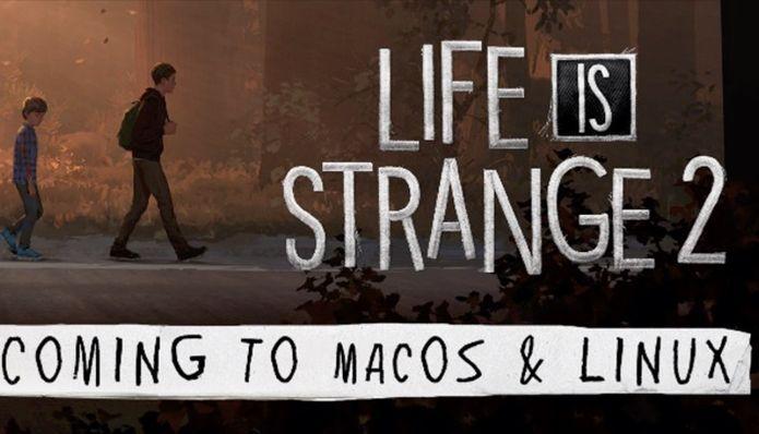 Life Is Strange 2 será lançado para MacOS e Linux em 2019