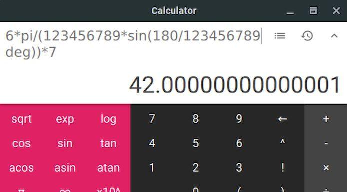 Como instalar o aplicativo Liri Calculator no Linux via Flatpak