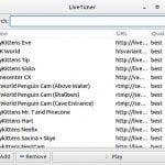 Como instalar o sintonizador de transmissão Livetuner no Linux via Snap