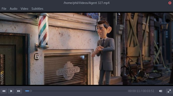 Como instalar o media player Glide no Linux via Flatpak