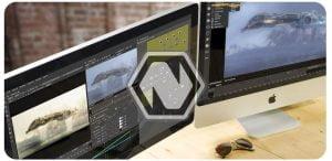 Como instalar o app de composição de vídeo Natron no Linux via AppImage