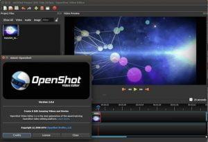 Como instalar o editor de vídeos OpenShot no Linux via AppImage