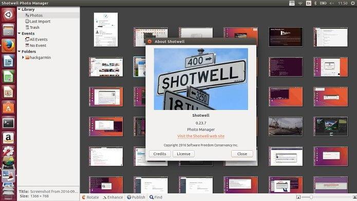 Como instalar o organizador de fotos Shotwell no Linux via Flatpak