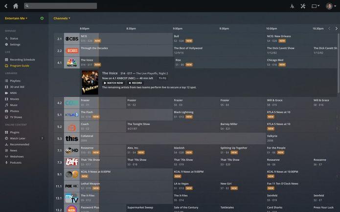 Plex Media Server já está disponível como um app Snap