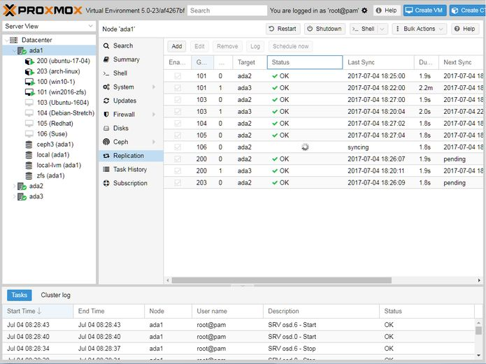 Proxmox 5.1 Mail Gateway lançado - Confira as novidades e baixe