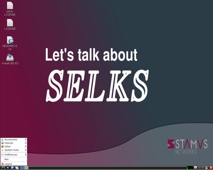 SELKS 5 beta lançado - Confira as novidades e baixe