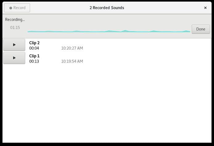Como instalar o app Sound Recorder no Linux via Flatpak