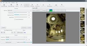 Como instalar o app Luminance HDR no Linux via Flatpak