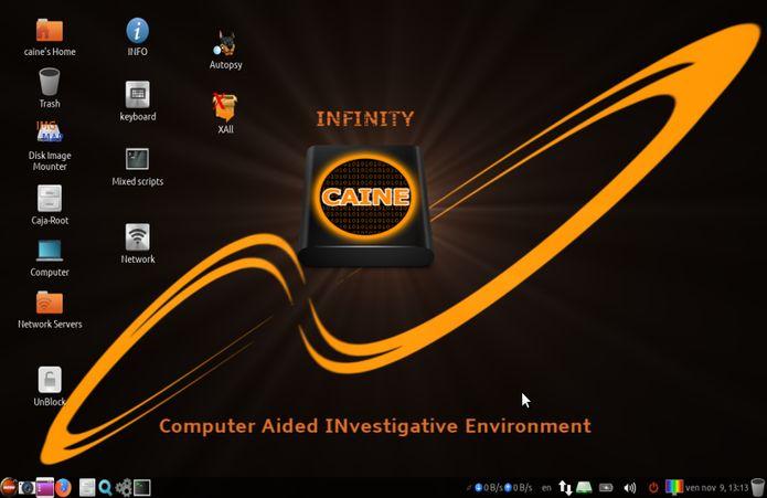 CAINE 10 lançado - Confira as novidades e descubra onde baixar