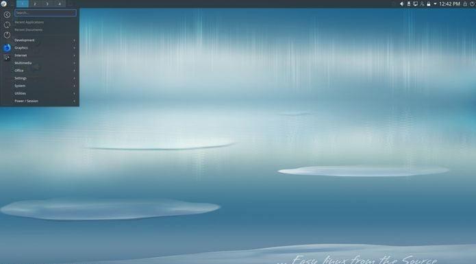 Calculate Linux 18 LXQt lançado - confira as novidades e baixe