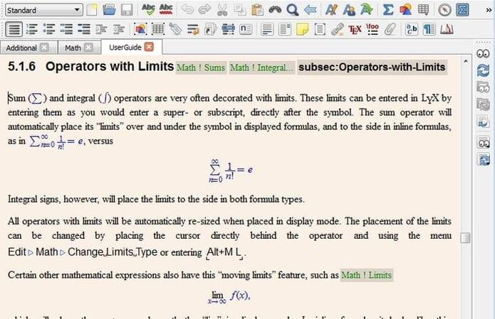Como instalar o incrível editor LyX no Ubuntu e derivados