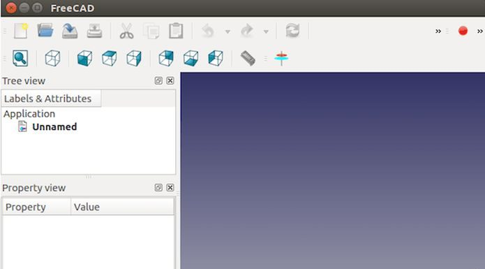 Como instalar o modeador 3D CAD FreeCAD no Linux via Flatpak