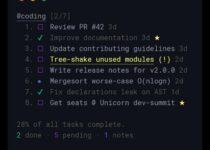 Como instalar gerenciador de tarefas Taskbook no Linux via Snap