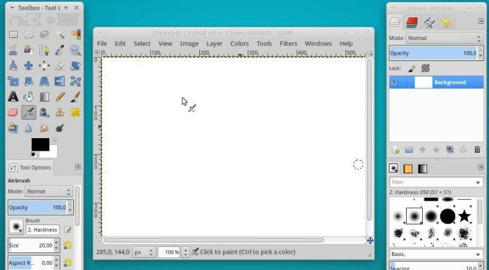 GIMP 2.10.8 lançado com melhorias de renderização e correções de bugs