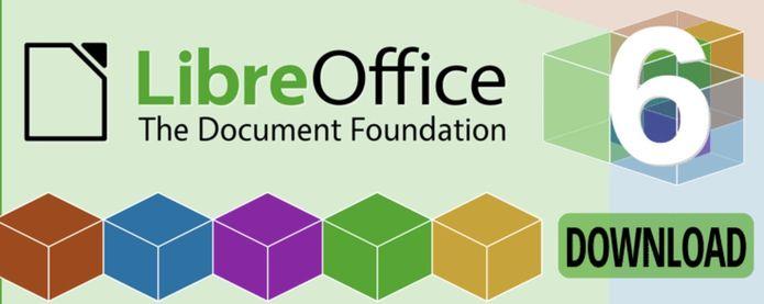 LibreOffice 6.1.3 e 6.0.7 lançados com 66 correções de bugs