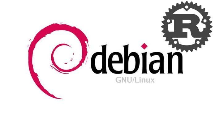 Linguagem Rust já está funcionando em 14 arquiteturas Debian
