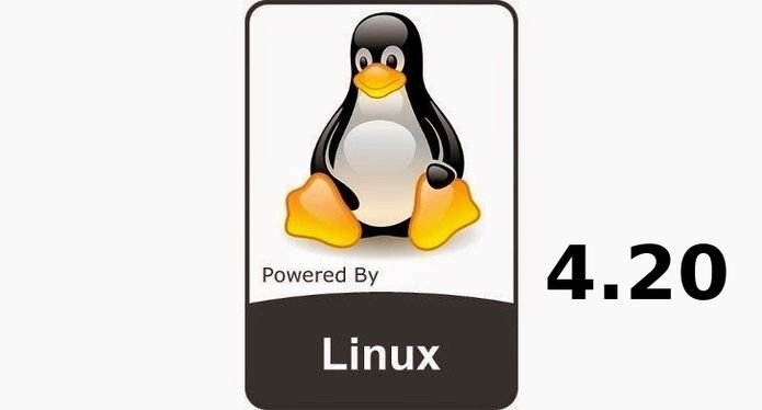 Linus Torvalds iniciou o desenvolvimento do kernel 4.20