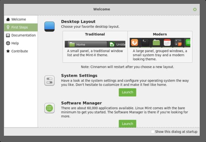 linux mint 19 1 tera um layout de desktop moderno 1 - GNOME 3.30.2 lançado com várias correções de erros e melhorias